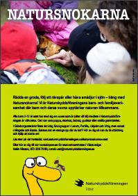 Natursnok-poster