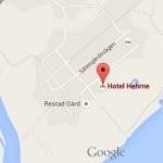 Karta Hotell Hehrne